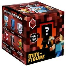 MINECRAFT Mini Figure Netherrack Series 3 Blind Box Brand New