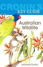 Cronin's Key Guide to Australian Wildlife by Leonard Cronin Paperback Book