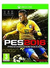 Pro Evolution Soccer 2016 Xbox One Computer Console Video Game Mxbog0159