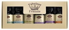Basic Sampler Set 6/10 ml Pure Essential Oil US FREE Shipping Fabulous Frannie