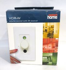 NEW XANTECH HOME VCIR-W VOLUME CONTROL W/ IR RECEIVER