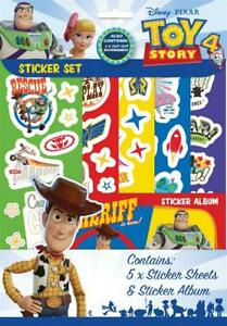 Disney Toy Story 4 Sticker Set