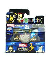 Marvel Minimates X-23 & Felecia Marvel Vs Capcom TRU Series 3 Toys R Us New