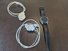 Huawei Watch 2 Classic Smartwatch - Black Leather Strap