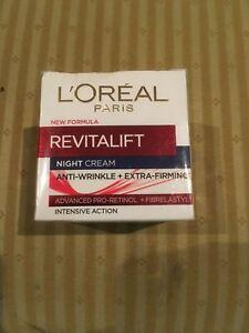 L'Oreal Paris Dermo-Expertise Revitalift Night Cream Anti-Wrinkle 50ml