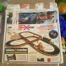 AFX Jackie Stewart Winners Circle Aurora Racing No. 2267-700 Parts Not tested