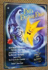 PHIL LESH FILLMORE POSTER Bill Graham's Birthday Bash Neville Doors Greene