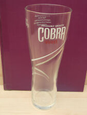 New Style Cobra Gold Winner Impossibly Smooth tall pint glass