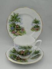 Multi-Coloured Queen Anne Pottery & Porcelain