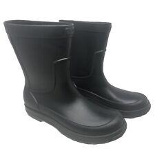 Crocs AllCast (204862) Rain Boot - Men's Size 10 - Black