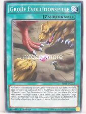 YU-GI-OH 2x #023 grandi EVOLUTION pillola-sr04-dinosmasher 's Fury structure DEC