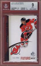 STEPHEN GIONTA ROOKIE 2010-11 SP AUTHENTIC FUTURE WATCH /999 #237 BGS 9 RC 10-11