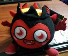 Plush Moshi Monsters Diavlo NWT