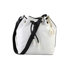 Trussardi Jeans Borsa Secchiello 75b559 Bianco Uni
