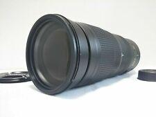 MINT Nikon AF-S NIKKOR 200-500mm f/5.6E ED SWM VR IF Telephoto Zoom Lens #777