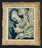 LILY MASSON (1920-2019) Fille du peintre André MASSON // Oeuvre Surréaliste (39)