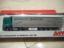 "AWM Scania Tpl. GPSZ ""Danwerth"" aus Milte/ Warendorf Nr. 58600.2"