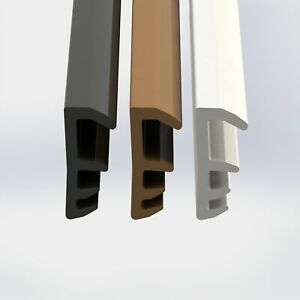 30 Meter Wing Fold Seal Falzdichtung Window Türfalzdichtungen Flügelfalz Ho