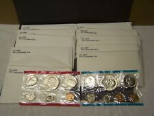 A Lot of (10)1973 US Mint Set in Original Packaging