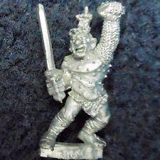 1987 Chaos Thug 0211 08 CH6 Rivet Citadel Warhammer armée Marauder Fighter d&d GW