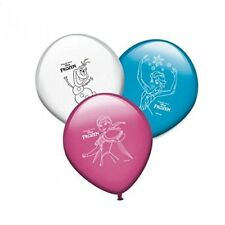 8 Palloncini Disney Frozen Festa di Compleanno Lattice Elio Anna Elsa Olaf 0932
