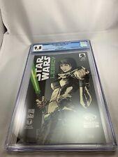 STAR WARS : LEGACY #v2 #1 CGC 9.8 2013 Anaheim Wondercon Variant Ania Solo
