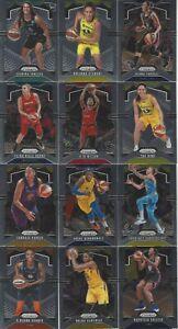 2020 WNBA PANINI PRIZM COMPLETE BASE SET STARS ROOKIES* IONESCU * 100 CARDS MINT