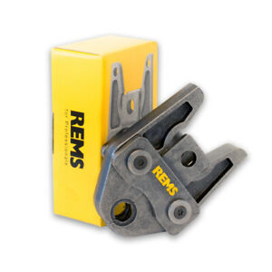 Rems Pressbacke Kontur G für das GEBERIT Mepla Rohrsystem