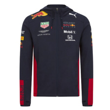 OFFICIAL REDBULL ASTON MARTIN RACING 2020 SEASON F1™ TEAM HOODIE SWEAT JACKET