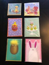 Papyrus Easter Cards - 6 count - New and sealed