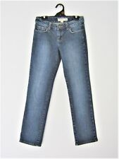 JUST JEANS DENIM BLUE Pants Girls Womens Female Style Size Small Cotton Straight
