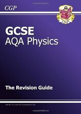 GCSE Physics AQA Revision Guide,CGP Books