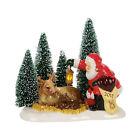 Dept 56 Santa Comes to Town 2017 Snow Village Accessory 4058550 D56 Christmas