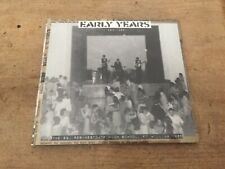 NEIL YOUNG EARLY YEARS (1963-1968) CD Disc 0 From Archives Vol 1 from Box Set