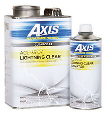 Axis Lightning Auto Clear coat Kit-ACL3510 & BCL3511 activator