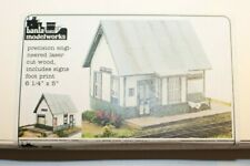 The Depot at Donkey Corners by Banta Modelworks #6108 O,On30