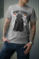 Official STAR WARS Merry Sithmas Christmas gift S M L XL XXL unisex T Shirt