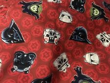 Star Wars Angry Birds Fabric Cotton 2014 Lucasfilm By The Yard Vader Trooper