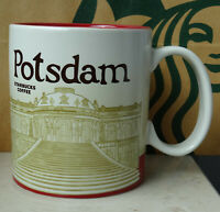 Starbucks City Mug Tasse Becher Cup Potsdam Deutschland 16oz NEU