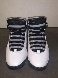 Nike Air Jordan Retro 10 Retro Steel 310805-101 SZ 9 NO BOX