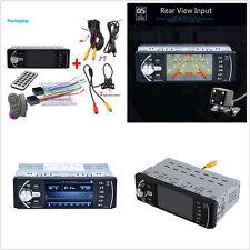 """4.1"""" MP3 Lettore MP5 video per Auto Radio Bluetooth Controllo Remoto + VIDEOCAMERA POSTERIORE"""