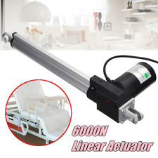 6000N 300mm 12 Inch Linear Actuator Motor 12V Auto Car RV Electric Door Opener