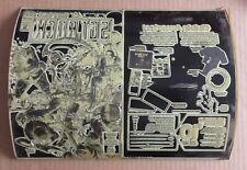 1981 DC JOE KUBERT SGT ROCK 356 COMIC BOOK COVER ART PRINTING FACTORY PLATE RARE