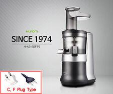 Hurom Alpha plus Juicer H-AB-BBF19 Fresh Juice Extractor 220V