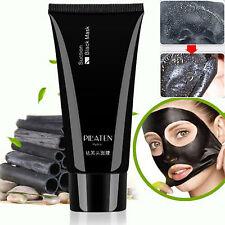PILATEN Blackhead Remover Black Face Mask Mud Deep Pore Peel Off Strips Acne