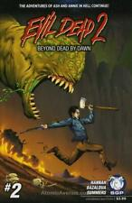 Evil Dead 2: Beyond Dead by Dawn #2 Vf/Nm; Space Goat Productions | save on ship