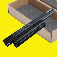 Battery for Sony Vaio Vpcea43fx/wi Vpcea46fm/l Vpcea4cgx Vpceb11fx/wi