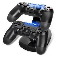 Playstation 4 Controller Dock Charging Station Micro USB LED Dual Charging