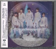 SHINee: Winter Wonderland (2016) CD & PHOTO CARD SEALED