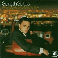 Gareth Gates - What My Heart Wants to Say (2002) - CD - NEW - SEALED
